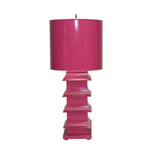 Tole Pagoda Large 30 Table Lamp