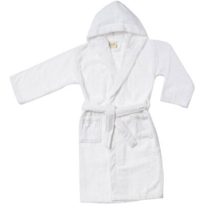 8da14f59bc West Oak Lane Premium Kids 100% Cotton Terry Cloth Bathrobe