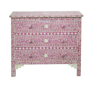 Gurule 3 Drawers Chest