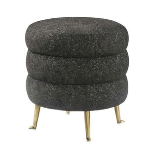 Romney Ottoman by Everly Quinn