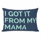 14x20 Lumbar Mother S Day Throw Pillows You Ll Love In 2021 Wayfair