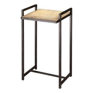 Vellum End Table