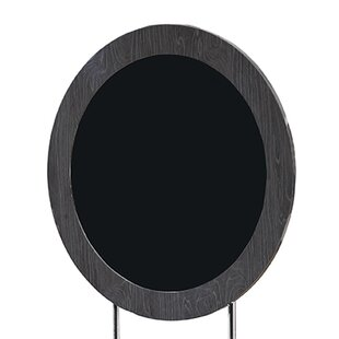 Review Round Dressing Table Mirror