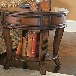 Best Brookhaven End Table with Storage by Hooker Furniture