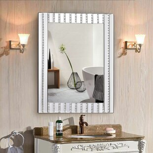 Westbrook Rectangle Bathroom Mirror Mercer41