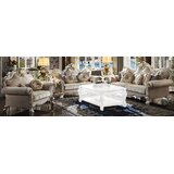 Caiden 3 Piece Living Room Set by Andrew Home Studio