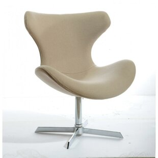 Chisolm Upholstered Lounge Chair by Orren Ellis