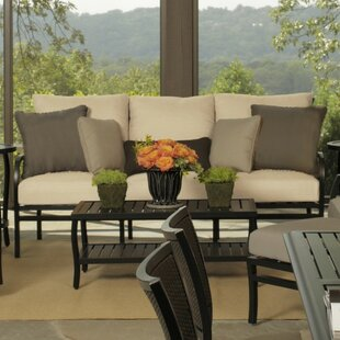 Aire Patio Sofa with Cushions
