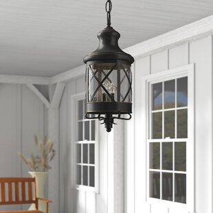 Younker 3-Light Outdoor Hanging Lantern