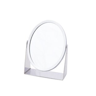 Comparison Oval Stand Mirror By Danielle Creations