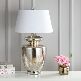 Cournoyer Glass 30 Table Lamp