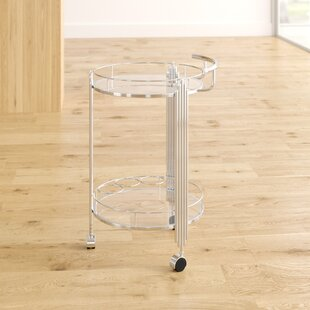 Martinique Serving Cart By Zipcode Design