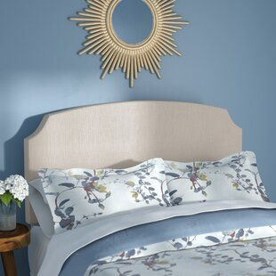 Greensburg Upholstered Panel Headboard by Andover Mills
