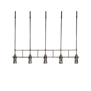 Hubbardton Forge Erlenmeyer 5-Light Kitch..