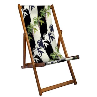 Alexander Reclining Deck Chair By Bay Isle Home