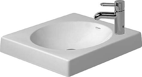 Duravit Architec Ceramic Rectangular Vessel Bathroom Sink Wayfair
