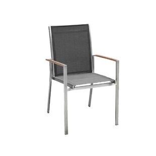 Oviedo Stacking Garden Chair By DEHSFachmarkt