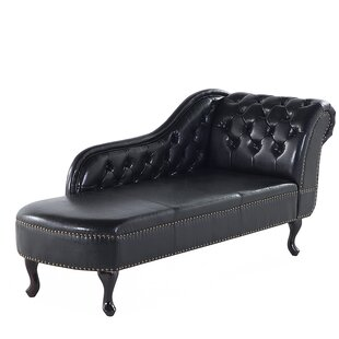 Brennon Chaise Lounge By Rosalind Wheeler