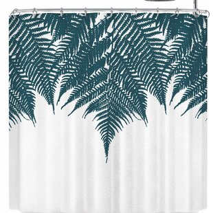 Project M Fern Single Shower Curtain