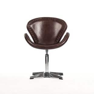 Zentique Tomas Swivel Side Chair