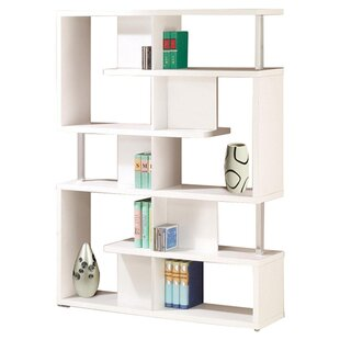Chantilly Geometric Bookcase by Wade Logan