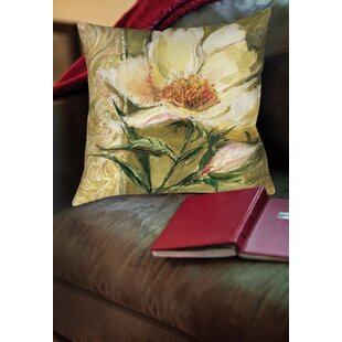 Loretta Printed Throw Pillow