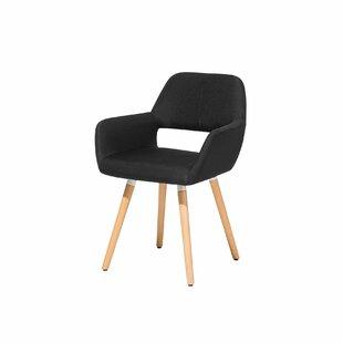 Ebern Designs Hornbuckle Upholstered Dining Chair (Set of 2)