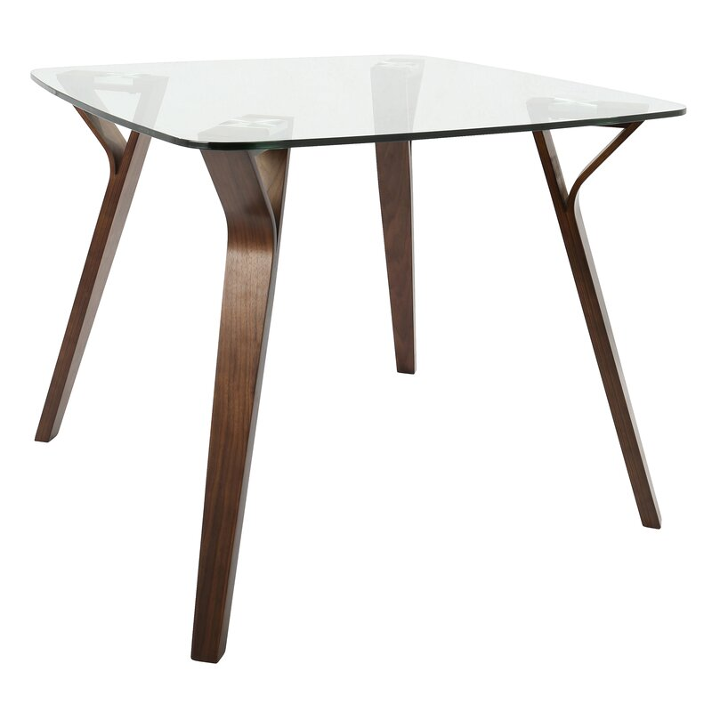 mid century modern dining table. Thornton Mid-Century Modern Dining Table Mid Century