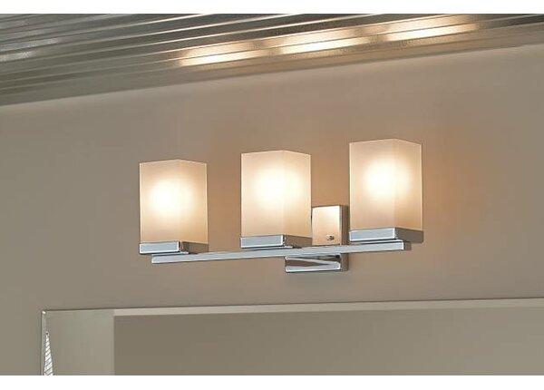 Moen 90 Degree 3 Light Vanity Light Amp Reviews Wayfair