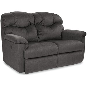 Lancer Power La-Z-Time? Reclining Loveseat by La-Z-Boy