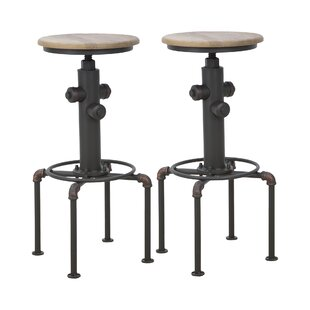 Buy Sale Seraphina 76.2cm Bar Stool (Set Of 2)