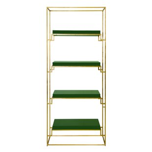 Inexpensive Etagere Bookcase By Worlds Away