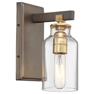 Compare & Buy Alysa 1-Light Vanity Light By Williston Forge
