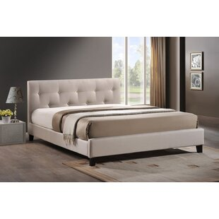 Buying Casias Upholstered Platform Bed by Wrought Studio Reviews (2019) & Buyer's Guide