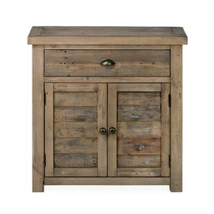 Lino Wooden 2 Door Accent Cabinet by Gracie Oaks