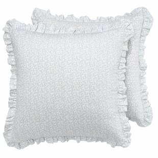 Chloe Euro 100% Cotton Sham (Set of 2)
