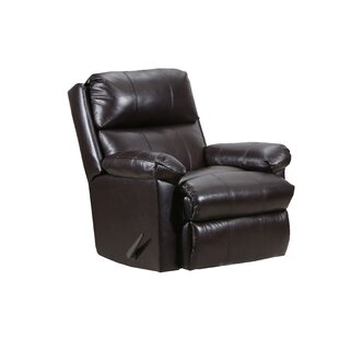 Delsur Leather Manual Recliner