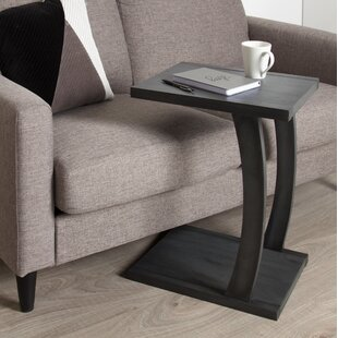 Browne Wooden Sofa Side End Table By Ebern Designs