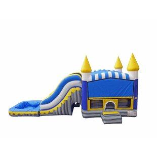 JumpOrange Skyline Bounce ..