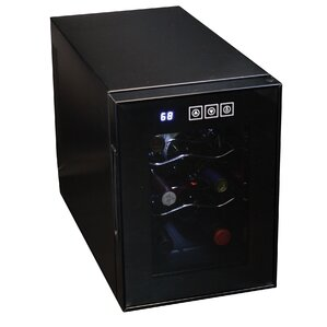 6 Bottle Convertible Wine Cooler by Koolatron