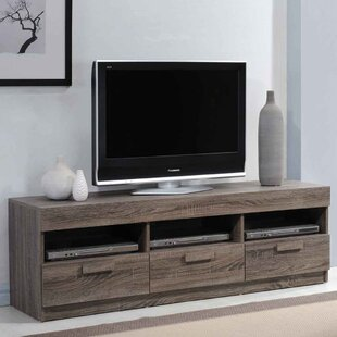 Best Bowe TV Stand for TVs up to 60 by Union Rustic Reviews (2019) & Buyer's Guide