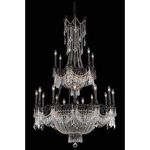 Astoria Grand Ursula Traditional 27-Light Empire Chandelier