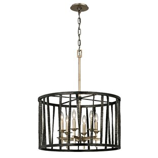 Troy Lighting Bastille 6-Light Drum Pendant