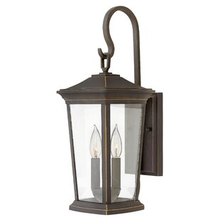 Searching for Bromley 2-Light Outdoor Wall Lantern By Hinkley Lighting