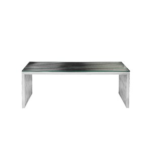 Hoang Rectangle Coffee Table by Everly Quinn