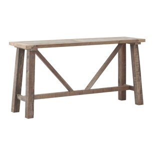 Milo Reclaimed Wood Console Table