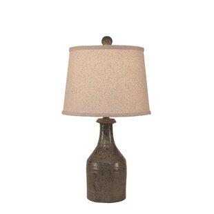 Hagerty Clay Jug 23 Table Lamp