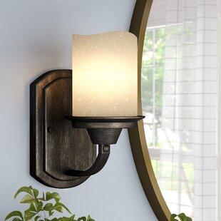 Leonie 1-Light Bath Sconce by Laurel Foundry Modern Farmhouse