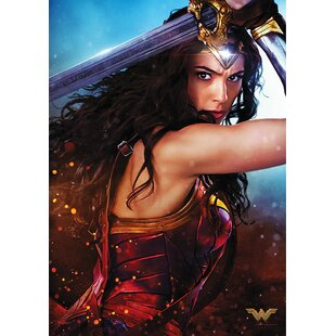 Wonder Woman Wall Art Wayfair