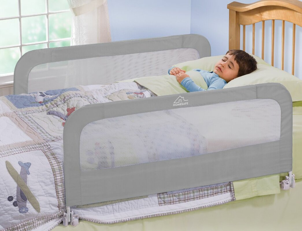 Home Safe Double Mesh Safety Rails